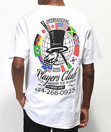 Open925 Players Club camiseta blanca