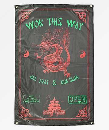 Open925 Wok This Way bandera