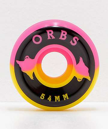 Orbs Wheels Specters Split 54mm Skateboard Wheels