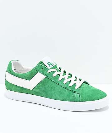 PONY x Joey Bada$$ Topstar Lo Pro Era zapatos verdes