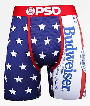 PSD American Bud calzoncillos boxer