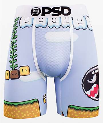 PSD Bullet Game Boxer Briefs