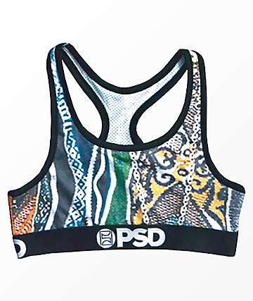 PSD Mixed Print II Sports Bra