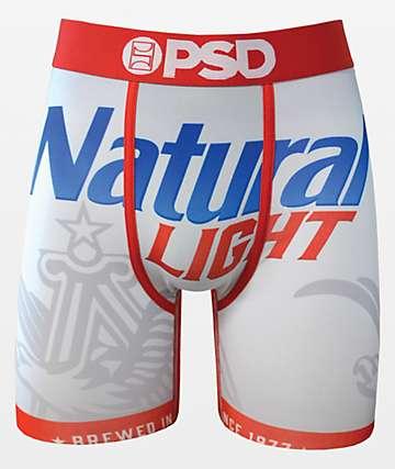 PSD Natty Light calzoncillos bóxer