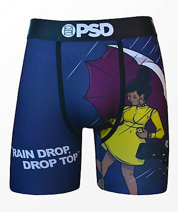 PSD Raindrop Drop Top Boxer Briefs