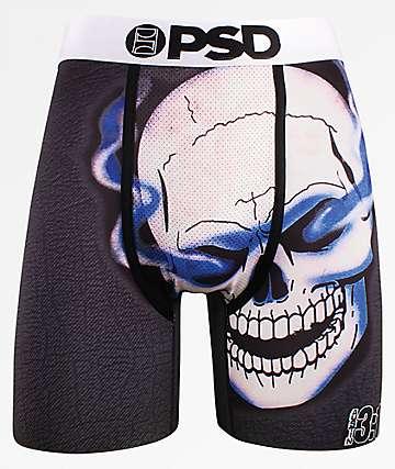 PSD Stone Cold Black Boxer Briefs