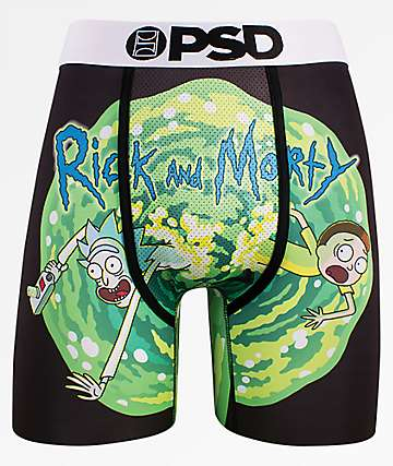 dd0f695873 PSD x Rick And Morty Classic Boxer Briefs