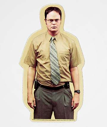 PSD x The Office Dwight Sticker