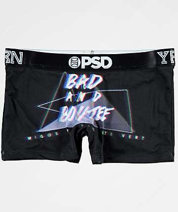 PSD x YRN Bad & Boujee Shorties