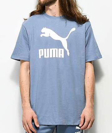 PUMA Archive Life Infiniti Blue T-Shirt