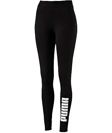 PUMA Archive Logo T7 Black Leggings