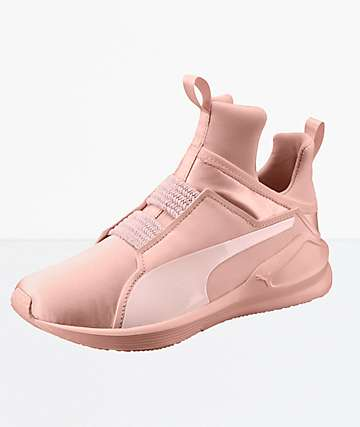 PUMA Fierce Satin EP Pearl Training Shoes