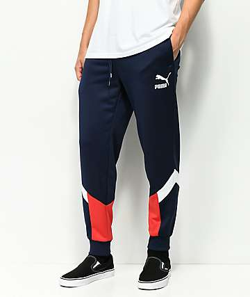 PUMA MCS Navy Track Pants