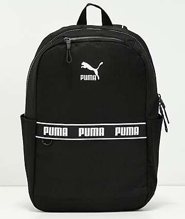 PUMA The Linear mochila negra