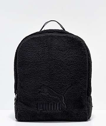 PUMA X-treme Icon Black Bag