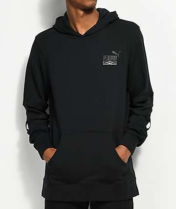 PUMA x Black Scale FT Black Hoodie