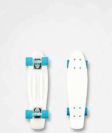 "Penny 22"" Caribbean Glow Cruiser Complete Skateboard"