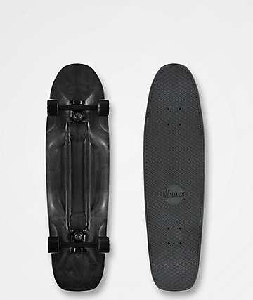 "Penny Blackout 32"" cruiser completo de skate"