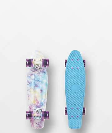"Penny Cracked Dye 22"" Cruiser Complete Skateboard"