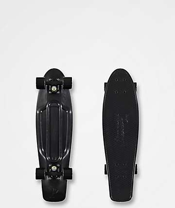"Penny Nickel Blackout 27"" completo de skate cruiser"