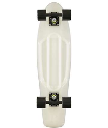 "Penny Nickel Glow In The Dark 27"" completo de skate cruiser"