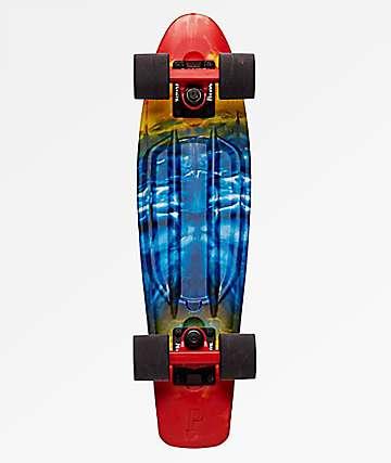 "Penny Rainbow Bridge 22"" Cruiser Complete Skateboard"