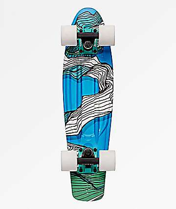 "Penny Undulations 22"" Cruiser Complete Skateboards"
