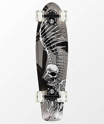 "Penny x Birdhouse Nickel Hawk Full Skull 27"" Cruiser Complete Skateboard"