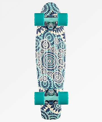 "Penny x Mitch King Althea 22"" Cruiser Complete Skateboard"