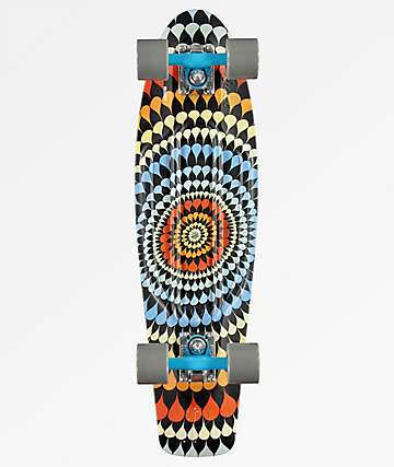 "Penny x Mitch King Ripple 27"" cruiser completo de skate"