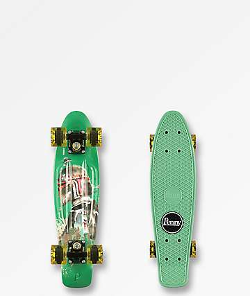 """Penny x Star Wars Boba Fett 22"""" Cruiser Complete Skateboard"""