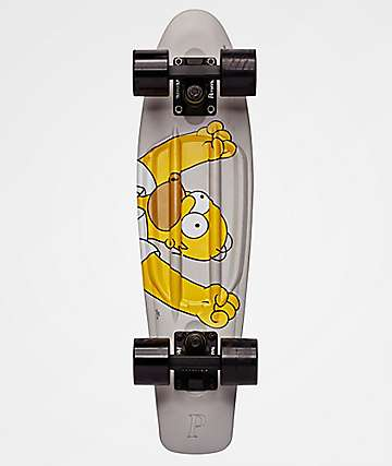 "Penny x The Simpsons Homer 22"" Cruiser Complete Skateboard"
