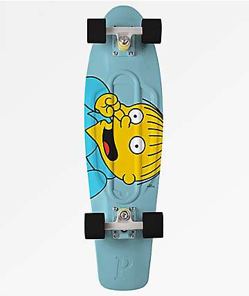 "Penny x The Simpsons Ralph 27"" Cruiser Complete Skateboard"
