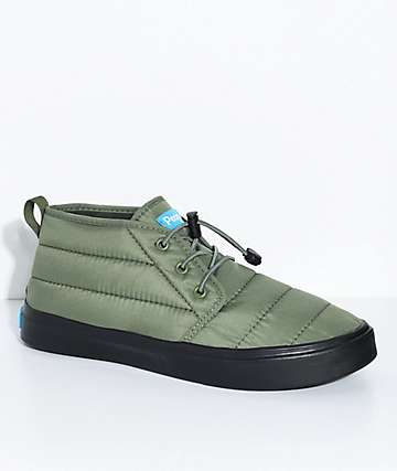 People Footwear Cypress Expedition Green Shoes