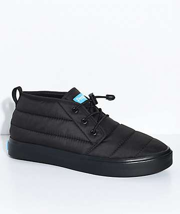 People Footwear Cypress Really Black Shoes