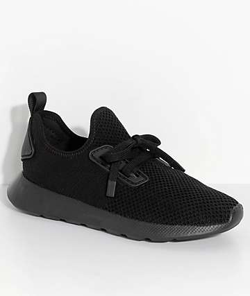 People Footwear Waldo Knit Really Black Shoes
