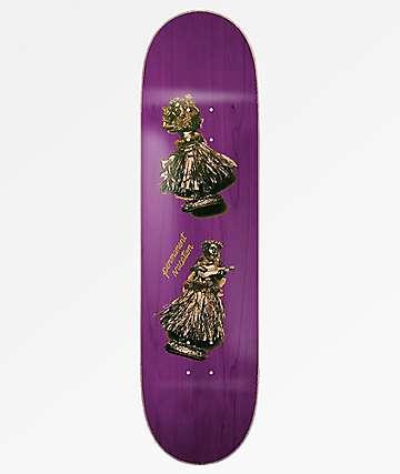 "Permanent Vacation Hula Girls 8.00"" Skateboard Deck"