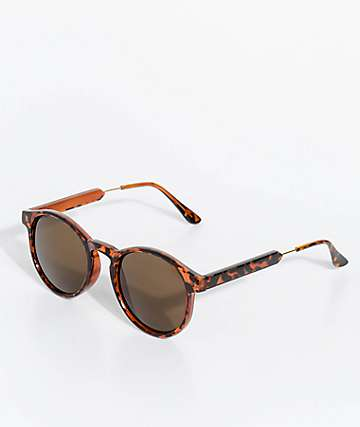 Petals & Peacocks Winona Tortoise Sunglasses