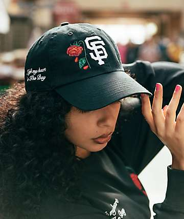 Petals & Peacocks x '47 SF Giants Strapback Hat