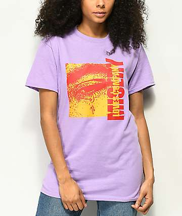 Petals by Petals & Peacocks Misery Lavender T-Shirt