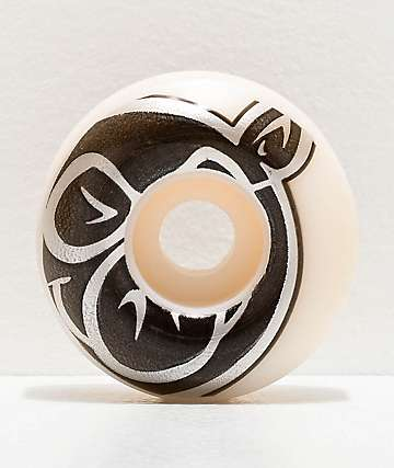 Pig Prime 54mm 103a White Skateboard Wheels