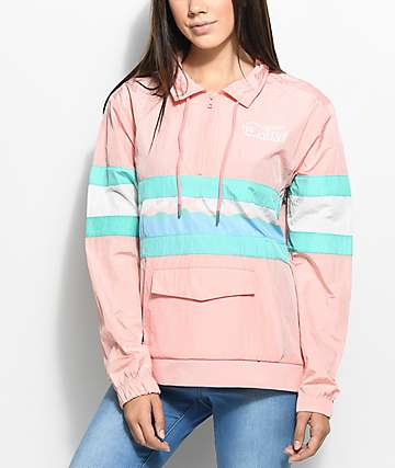 Pink Dolphin Rare Pink Anorak Jacket