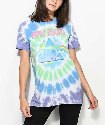 Pink Floyd Tie Dye T-Shirt