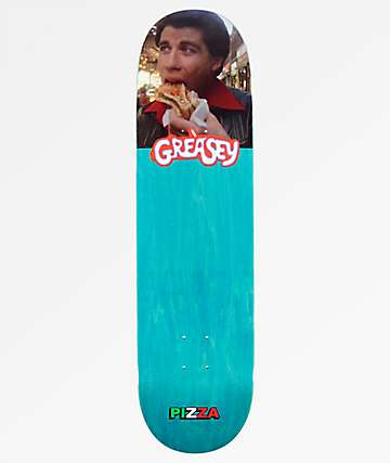 "Pizza Greasy 8.25"" Skateboard Deck"