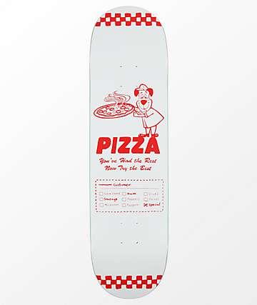 "Pizza Huckleberry 8.5"" Skateboard Deck"