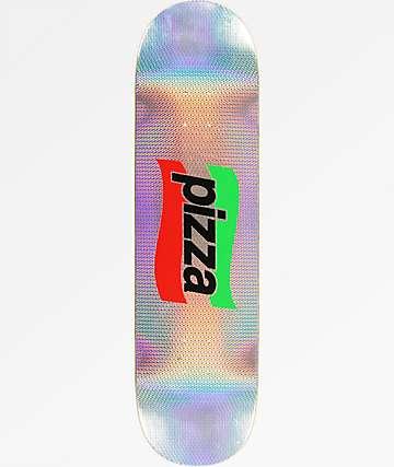 "Pizza Spizza Foil 8.0"" tabla de skate"