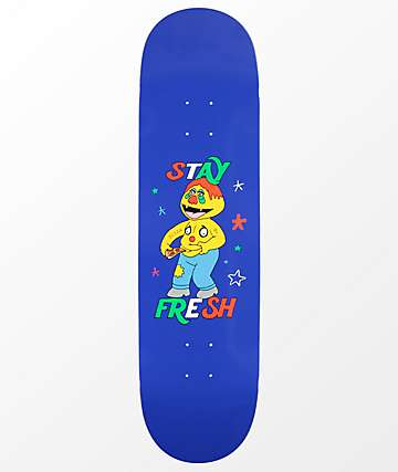 "Pizza Stay Fresh 8.5"" Skateboard Deck"
