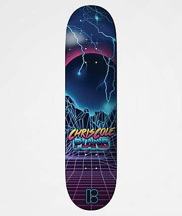 """Plan B Cole Lowlands 8.2"""" Skateboard Deck"""