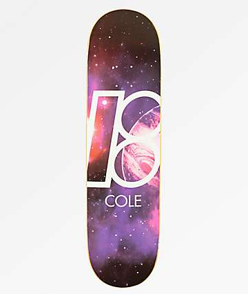 "Plan B Cole Supernatural 8.25"" Skateboard Deck"