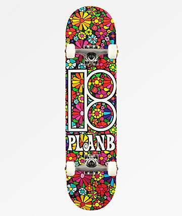 "Plan B Easysliders 7.75"" Skateboard Complete"